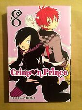 CRIMSON PRINCE - T8