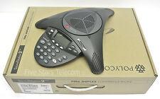 Polycom Soundstation 2 EX Conference Phone Station (2200-16200-001) NEW