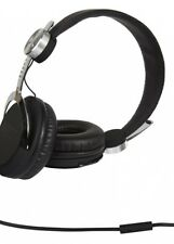 Wesc Bass Headphones - Black PLUS FREEHeadphone splitter.