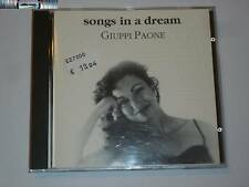 Giuppi Paone - Songs in dream - CD 1994 - NUOVO