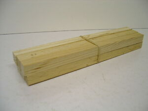 6 Piece Wood Lumber Load for 3/16 Scale Marx Flat Car