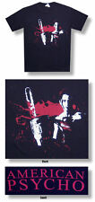 American Psycho - Patrick Bateman Chainsaw Shirt (Size: SMALL Only)