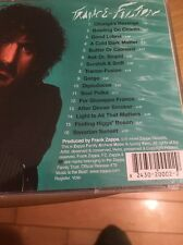 Trance-Fusion by Frank Zappa CD (Guitar Solos Zappa Official Release 16 Tracks)