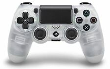 Sony - PlayStation 4 PS4 DualShock Wireless Controller - Crystal Edition