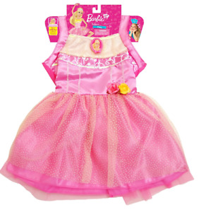 NEW Barbie I Can Be Ballerina Dress Up Halloween Costume Size 3+ 4/6X