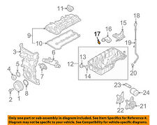 SUZUKI OEM 10-13 SX4 Engine Parts-Strainer O-ring 0928022020