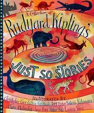 A Collection of Rudyard Kipling's Just So Stories-ExLibrary