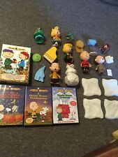 Peanuts Toy Collection Lot A