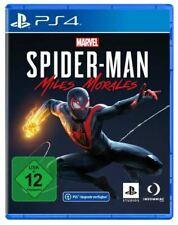 Marvel's Spider-Man: Miles Morales - [PlayStation 4] *NEU/OVP*