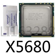 Intel Xeon X5680 3.33GHz 12MB SLBV5 6Core 6.40GT/s LGA1366 CPU Processor