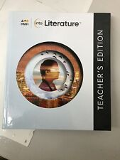 HMH Into Literature Teacher's Edition Grade 7 2020 Hardcover 9781328474858