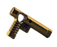 Lego 10 Stück metallic gold Pistole Pistolen Pistol 60849 Waffe Neu