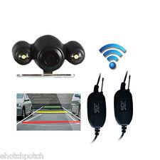 Wireless Car Rear View CCD 170° angle Night Camera Reverse Backup Parking camera