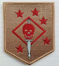 Marine Raiders Infrared Hook Patch Special Operations-MARSOC,USMC,SOF Desert M2