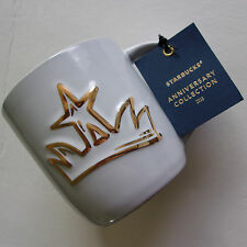 Anniversary Collection 2016 Mug by STARBUCKS - Coffee Tea Hot Chocolate Soup New