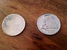 """Harry Potter"" ASDA 2001 Gringotts Savings Book Coin - HERMIONE"