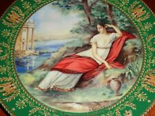 Limoges Collectors Plate L'IMPERATRICE JOSEPHINE - JOSEPHINE AND NAPOLEAN