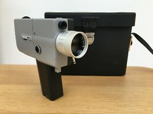Super 8mm Camera - SEDIC MSP-2 Super 8 Movie Camera  Reflex Zoom & Case