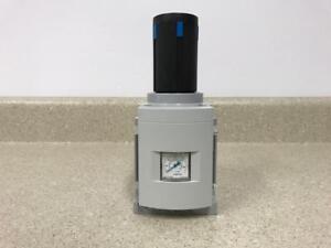 Festo MS9-LR-G-D7-AG-PSI Pressure Regulator NEW