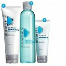 AVON Clearskin Set 3 pcs Blackhead Cleanser, face mask, astringent lotion New