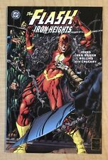 THE FLASH: Iron Heights One Shot TPB NM (DC 2001) Geoff Johns, Ethan Van Sciver