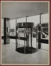 Glyn, Mills & Co. Bank, London. Interior doors view road photograph  pt40