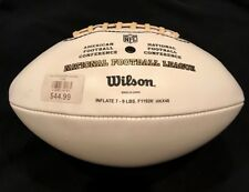 """Official NFL Autograph Football, The """"Duke,"""" Blank and Ready for Autographs"""