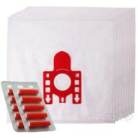 Cloth Bags Fresheners for SEBO Ensign C1 C2 C3 370 470 Taski SM1 SM2 Vacuum x 20
