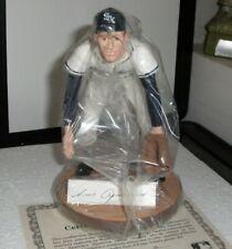 Luis Aparicio Mr Shortstop Signed Autographed Statue Figurine Gartlan USA AUTO