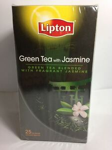 Loss Weight Jasmine Green Tea Blended Organic Hot Drink Welcome Healthy 25 bags