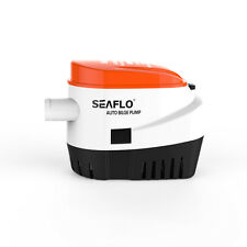 SEAFLO Automatic 750GPH Submersible Water Bilge Pump Boat Auto- 4 YEAR WARRANTY!