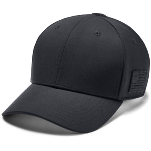 Under Armour Tactical Friend or Foe Fitted Cap 2.0 Black New