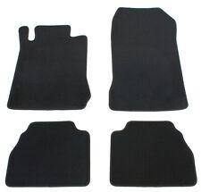 Fußmatten für Mercedes E-Klasse W210 S210 AMG Velours Qualität Autoteppiche Set