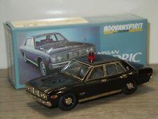 Nissan Cedric Japanish Police Car - Adovanspirit Japan 1:43 in Box *41067