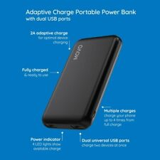 8000mAh slim Power Bank Portable USB Battery Charger IPhone Samsung tablet phone
