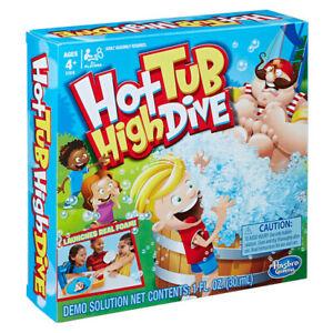 Hasbro Gaming Hot Tub High Dive - Family Fun Game
