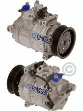 Omega Environmental Technologies 20-21754 New Compressor And Clutch