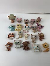 Lot of 20 Littlest Pet Shop Random Figures Authentic LPS
