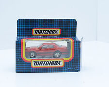 Matchbox MB-61 '87 T BIRD TURBO COUPE, in Excellent Condition,  2252