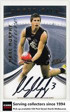 2006 Select AFL Supreme VFL Premiership Commemorative Card Pc40 Carlton 1970