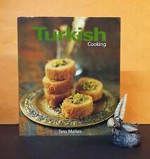 Tess Mallos: Turkish Cooking/food & cooking/Turkey/HBDJ