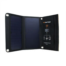 Tuffgear 15W Dual Ports USB Solar Charger PowerPort Solar Lite for iPhone,iPad