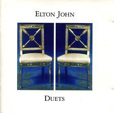 CD - Duets von Elton John (1993)