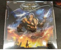 Lords of Hellas KICKSTARTER EXCLUSIVE Pledge Warlord Box And Stretch Goals