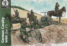 Waterloo 1/72 German Cavalry WWII (Set 1) # AP025