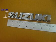 With for SUZUKI SWIFT  CHROME LOGO BADGE EMBLEM (si260)
