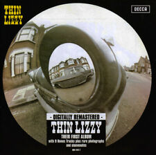 Thin Lizzy - S/T Europe Import CD - SEALED Classic Hard Rock Album
