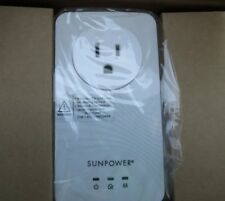 Sunpower Zyxel (PLA5215) Powerline Gigabit Ethernet Adapter up to 600 Mbps NEW!