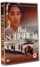 Red Sorghum 1987 DVD Region 2