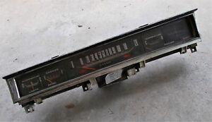1968 68 1969 Plymouth Roadrunner Satellite Dodge Coronet Instrument Cluster